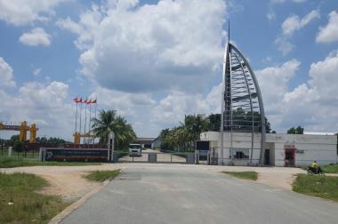 Đất nền KCN Bàu Bàng giá 580 triệu/70m2 thổ cư,sổ hồng riêng