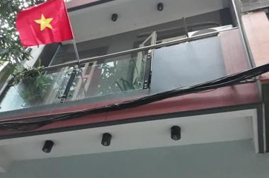 Nhà Trần Cung, 40m2, 4 tầng, ngõ taxi vào thoải mái.