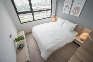 Ban quản lý Cho thuê căn hộ 1916 Bonanza 23 Duy Tân 104m đồ cao cấp 3ngủ 14triệu 0981337456