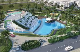 Nhà phố liên kế Melosa - Khang Điền, nơi nghỉ dưỡng cao cấp, quận 9 giá 2.7tỷ/căn