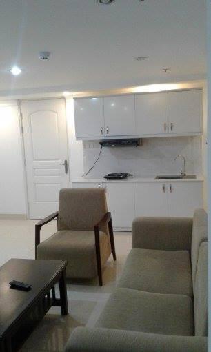 Căn hộ chung cư BMC, Quận 1, Võ Văn Kiệt diện tích 82m2, 2 phòng ngủ