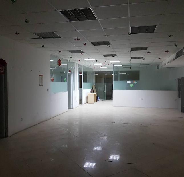Cho thuê nhà mặt phố An Trạch, diện tích mặt sàn trên 400 m2 x 7 tầng, MT 10m, giá 210 nghìn/m2/th
