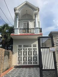 Nhà mới xây 100%, SHR, 3PN, 2 toilet, thiết kế đẹp chỉ trả 410tr nhận nhà