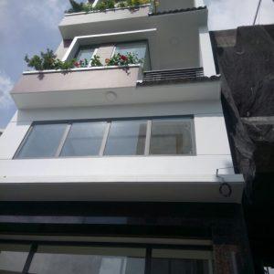 Bán nhà riêng hẻm đường Tô Hiến Thành, Q.10, Hồ Chí Minh. Giá: 8.7 tỷ