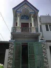 Bán nhà mới 100% mặt tiền gần chợ Tân Bửu đường Nguyễn Hữu Trí 499tr, SHR, LH 0886637988 Kim Nhu