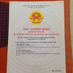 Bán chính chủ nhà phân lô Nguyễn Chí Thanh, 37 m2, giá 6.9 tỷ, kinh doanh tốt