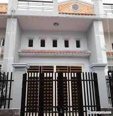 Cần bán hẻm đường Nguyễn Trãi, nhà trệt mới, DT 5.7 x 11m, giá 1,4 tỷ