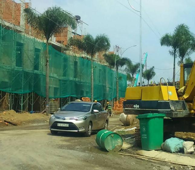 Nhà phố biệt thự tại Phú Hữu, quận 9, Valencia Riverside, ưu đãi khủng