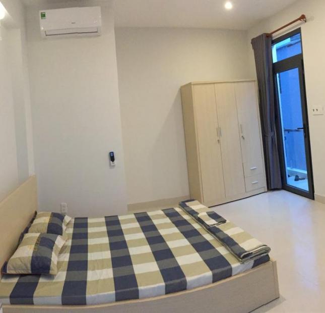 Phòng trọ đầy đủ nội thất trung tâm QUẬN 7 (có ban công)