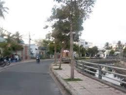 Bán đất thổ cư hẻm 4- 5 đường Nguyễn Văn Linh, năm sau ra mặt tiền Bờ Kè