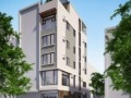 Cho thuê khách sạn 7 tầng mặt vườn hoa Dịch Vọng, giá 500 triệu/tháng