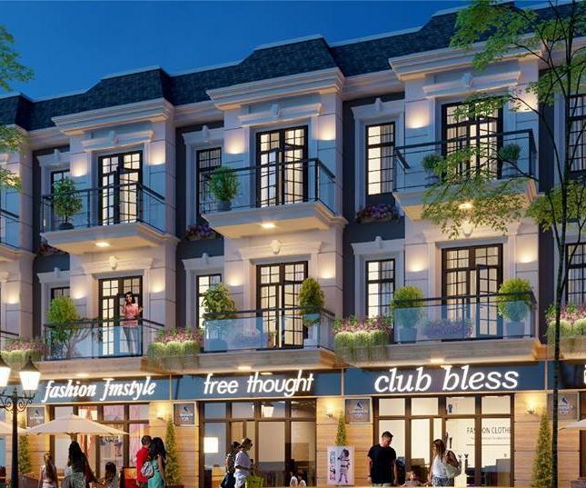 Mua đất tặng nhà liền kề 3 tầng tại trung tâm Bãi Cháy, Hạ Long