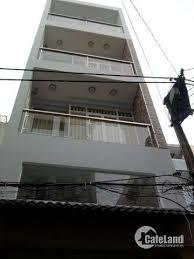 Bán nhà mặt tiền Đường Bàn Cờ, Q. 3,vị trí thuận lợi khu đông dân cư