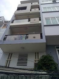 Bán nhà 1 trệt 4 lầu, đường Nguyễn Trãi, P. Nguyễn Cư Trinh, Q. 1 giá 15 tỷ