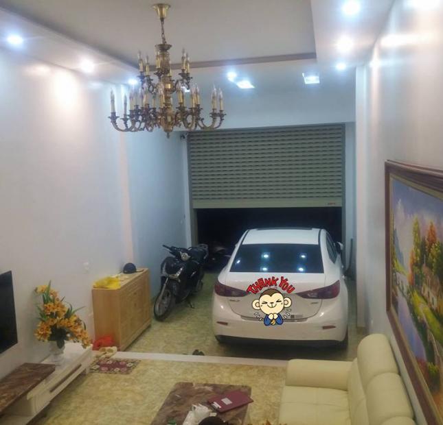 Bán nhà phân lô – ô tô đỗ cửa- Ngõ 100 Hoàng Quốc Việt, Cầu Giấy, hơn 11 tỷ