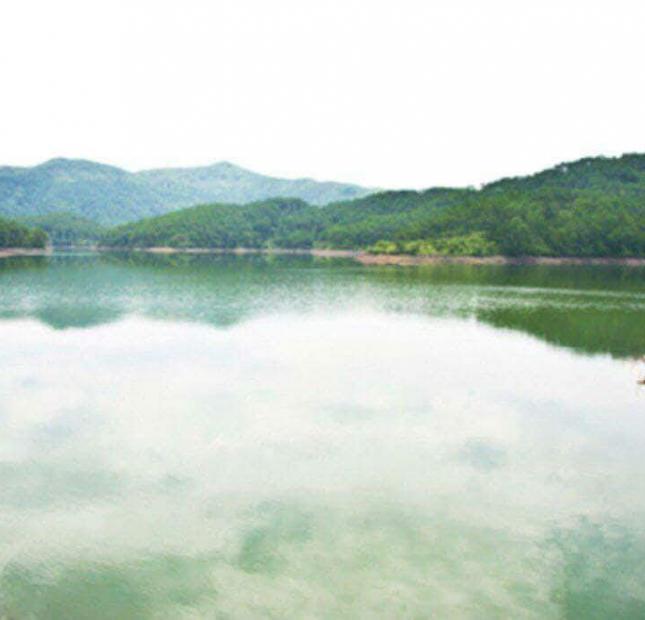 Cần bán gấp mảnh đất siêu ĐẸP 8000m2 hồ Đồng ĐÒ huyện Minh Trí SÓc SƠn