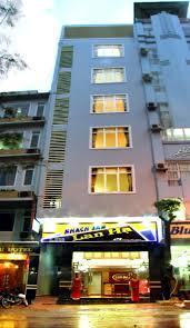 Bán khách sạn mặt tiền đường Nguyễn Trãi, Quận 1, 5x20m, NH 7m, 6L. Giá chỉ 52 tỷ