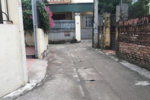 Bán đất 72 Đình Thôn mặt tiền 4.6m ngõ thông oto đỗ cửa phù hợp xây ccmn