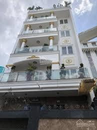 Bán khách sạn Tôn Thất Tùng  Bến Thành, Q1: DT: 4.2 x 20m, giá 55 tỷ