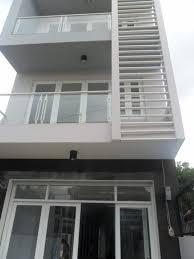 Bán biệt thự khu 281 Bình Lợi Bình Thạnh, DT 10.5x21m, 1 hầm 3 lầu, 5PN, khu đáng sống nhất SG